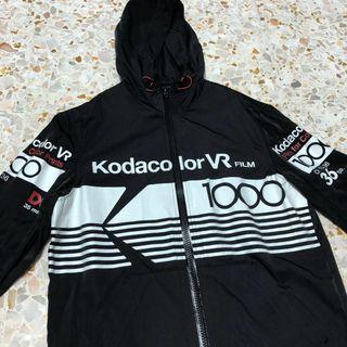 Kodak x HM Oversize Hood Jacket