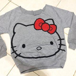 [ NEW !!! ] Sweater Hello Kitty
