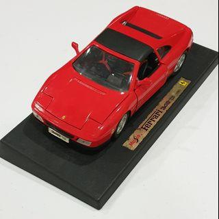 🚚 Ferrari 348ts 1:18 Scale Model