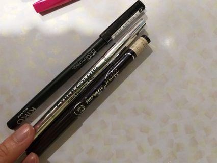 卧蚕筆,眉筆,眼線木筆