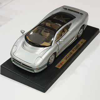 🚚 Jaguar XJ220 1:18 Scale Model