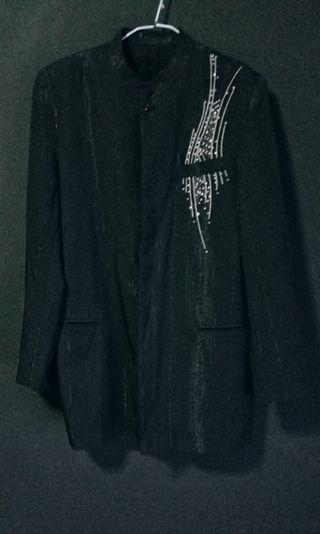 🚚 Black Baju Kurung for Men