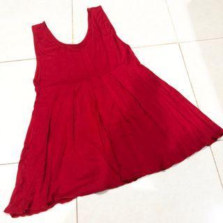 Jumper Merah