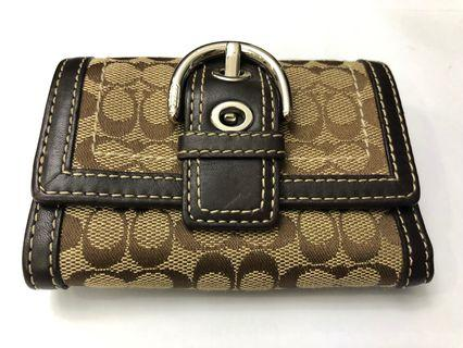 Coach Small Wallet (Ladies)