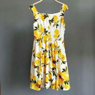 檸檬🍋夏季洋裝