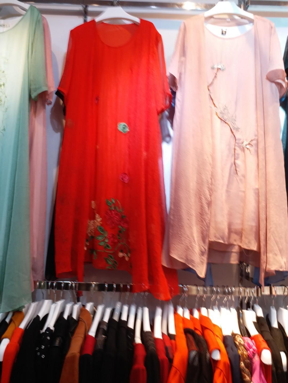 连身裙、2OO元