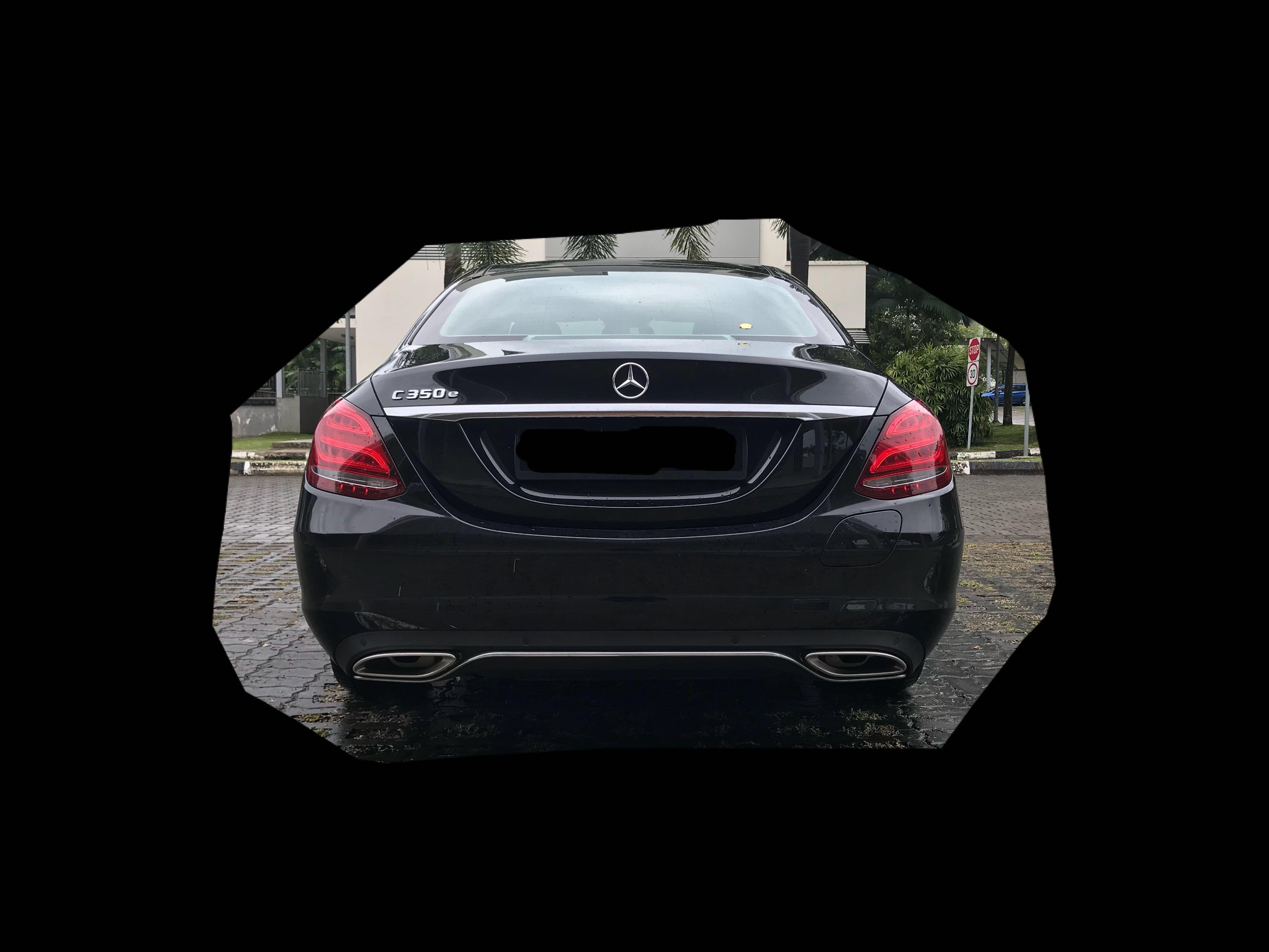 *BRAND NEW* Mercedes C350E Sports