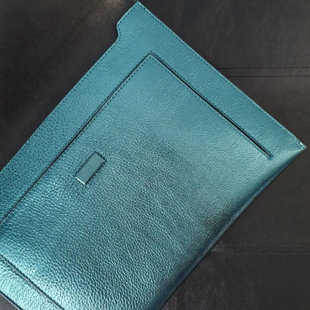 Burberry Prorsum Metallic Leather Digital Case