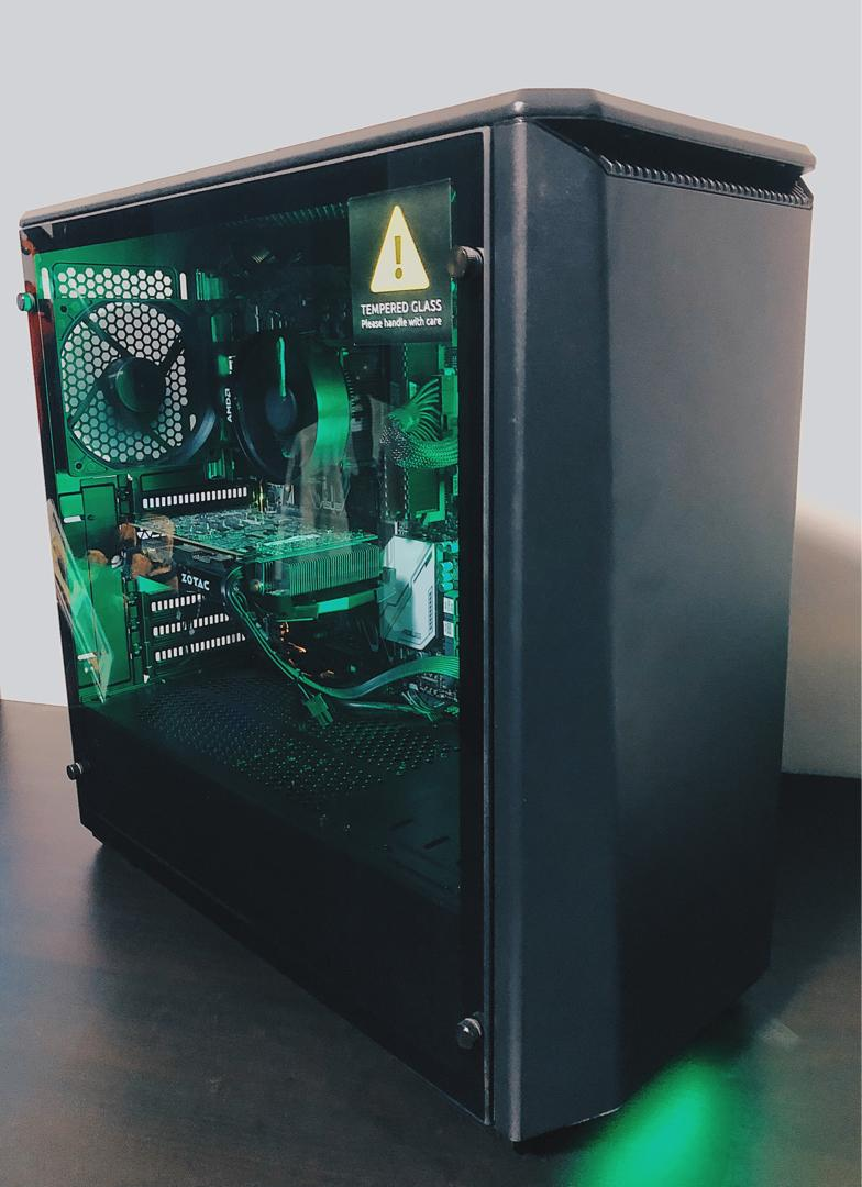 Custom Gaming PC, Electronics, Computers, Desktops on Carousell