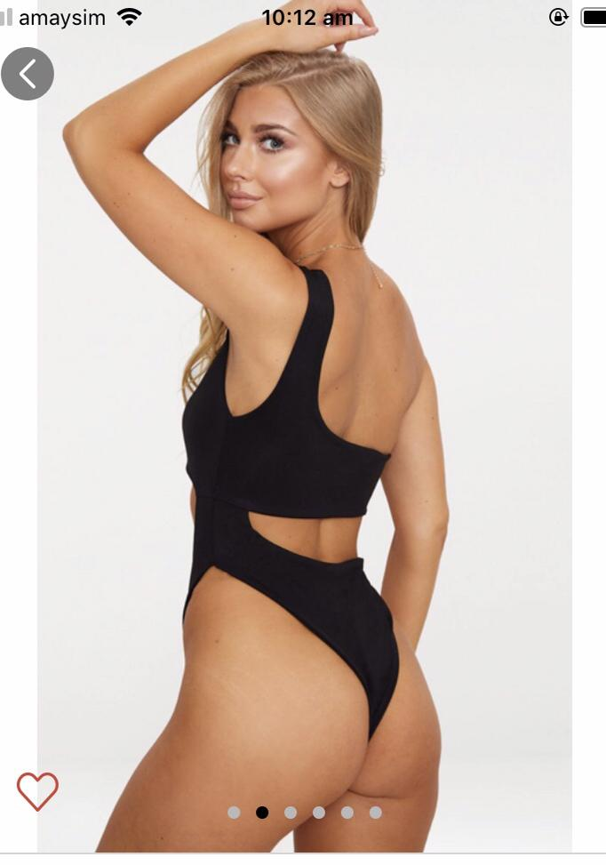 Cut out one piece