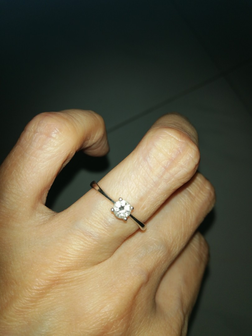 Diamond ring (free delivery)