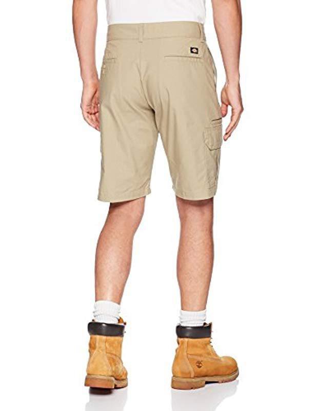 Dickies Mens Tough Max Ripstop Cargo Short