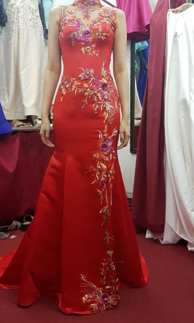 Dress Sanjit Gown Sanjit
