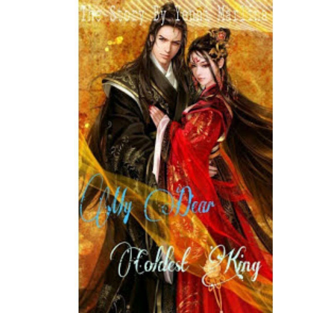 Ebook My Dear Coldest King - Yenni Marlina