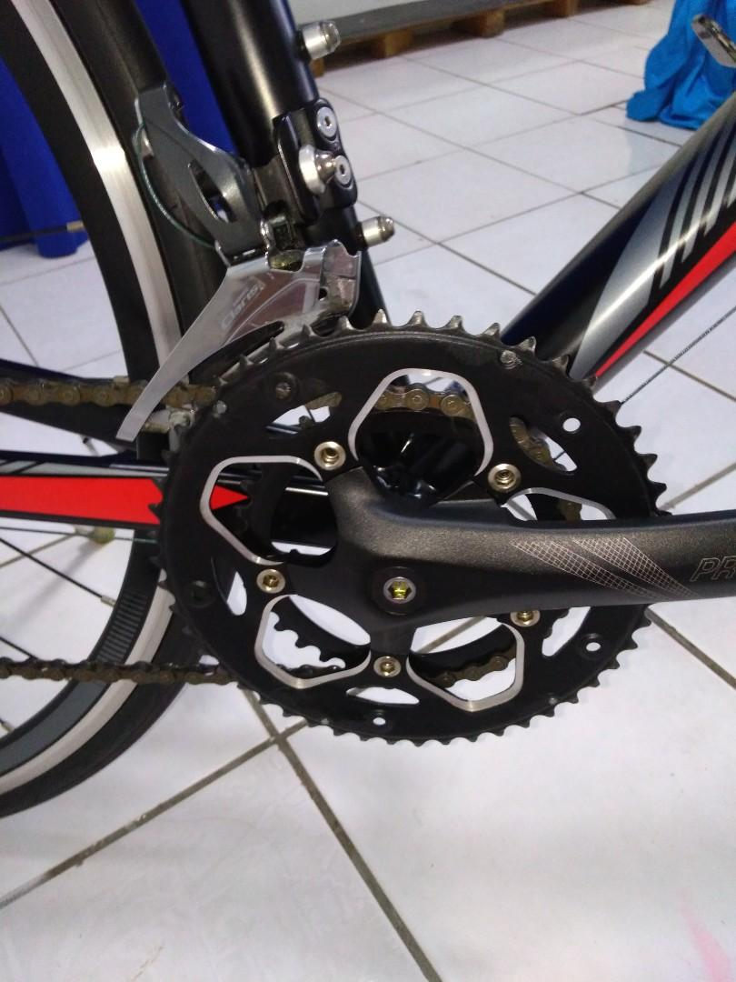 Giant scr M claris groupset 2month old