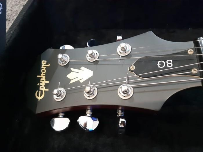 Gitar SG G-400 faded worn cherry Epiphone