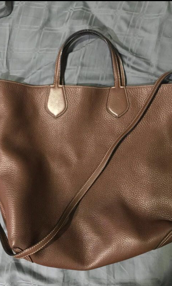 25963a9ca6bd Gucci Ramble Reversible Tote Bag, Luxury, Bags & Wallets, Handbags on  Carousell