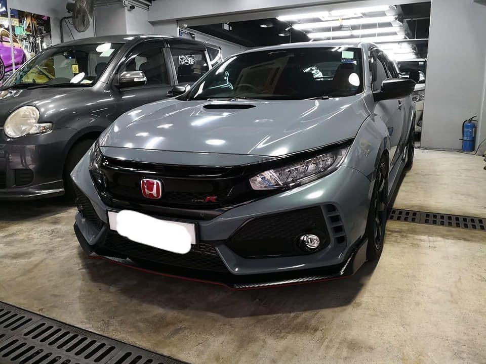 HONDA FK8 GT