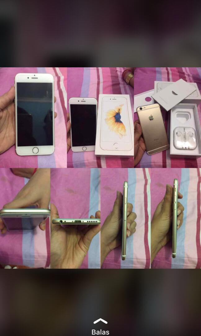 Iphone 6s (no minus)