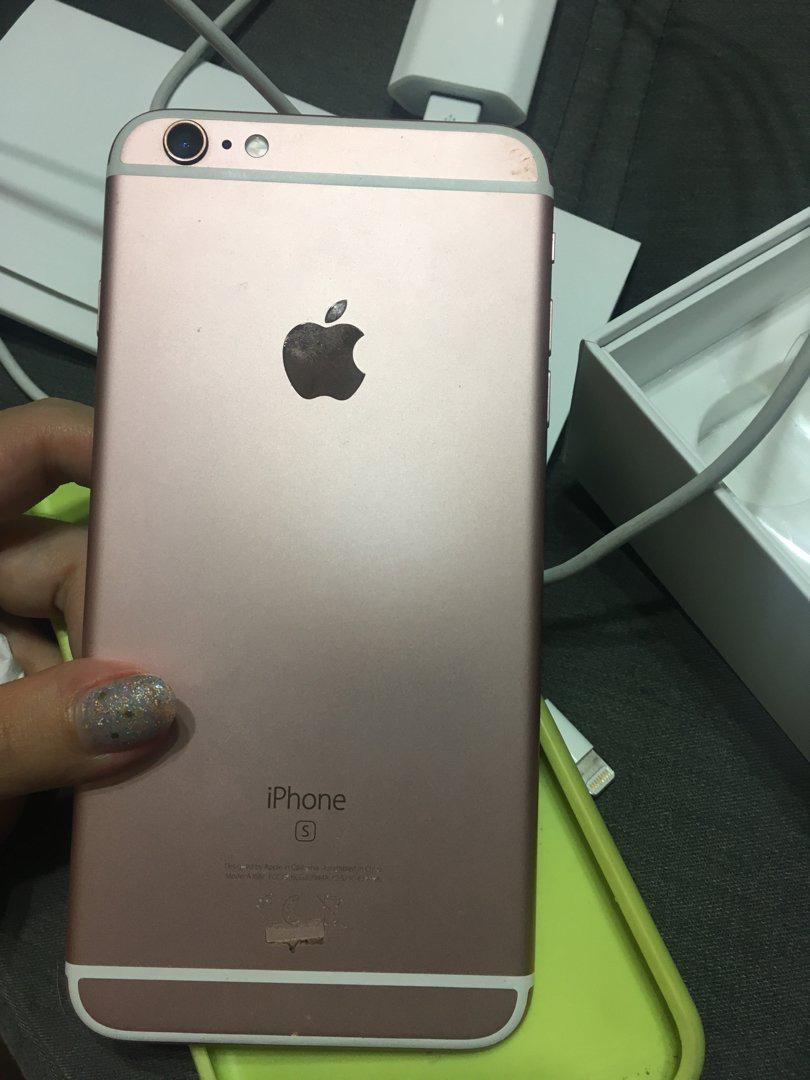 Iphone 6S Plus ( ex ibox sency )