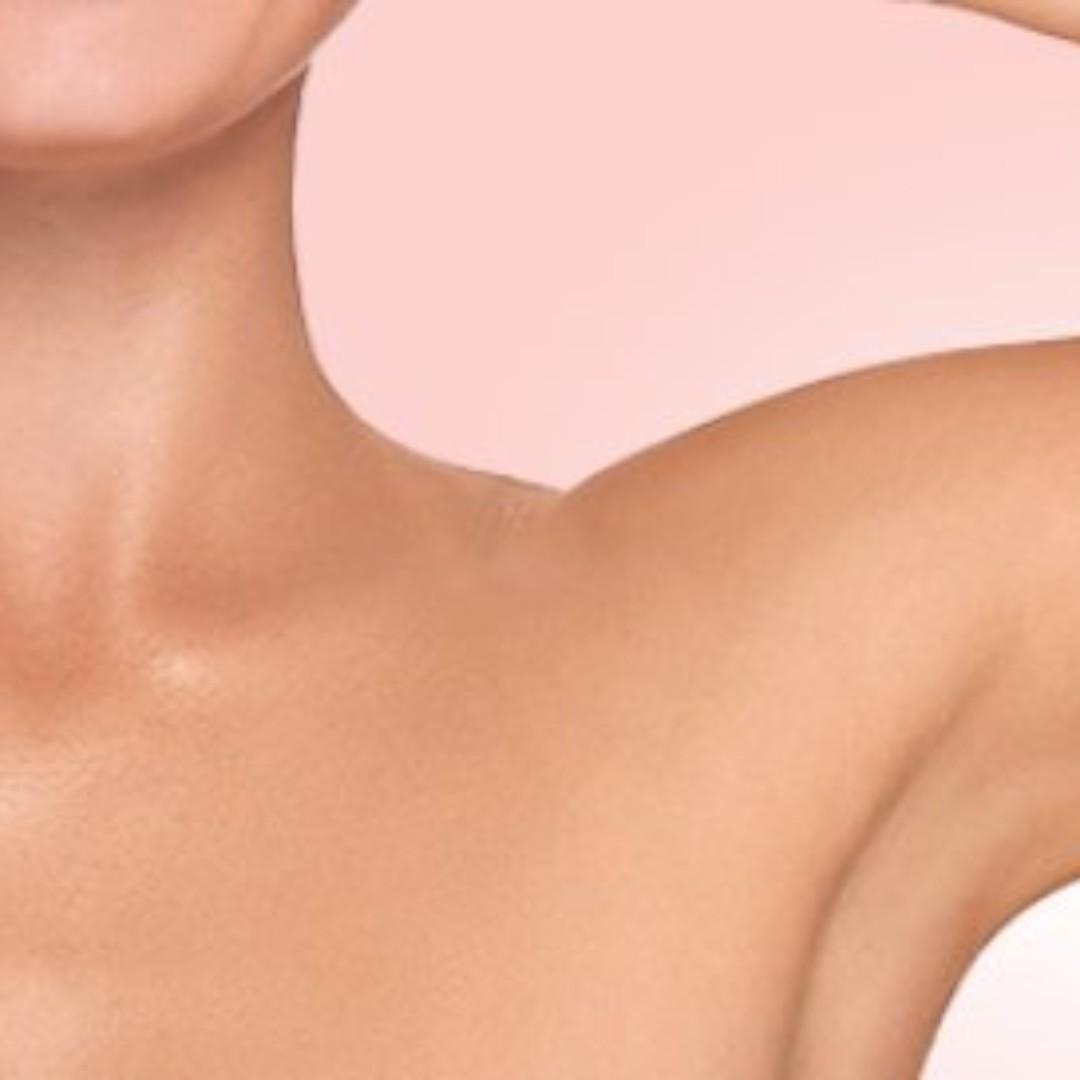 IPL underarm hair removal