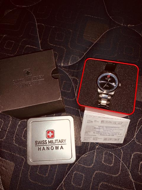 Jam Swiss Military hanowa