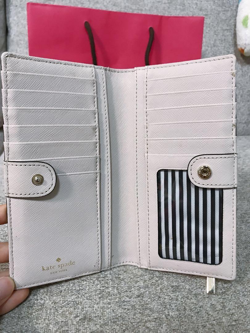 Kate Spade 銀包 wallet