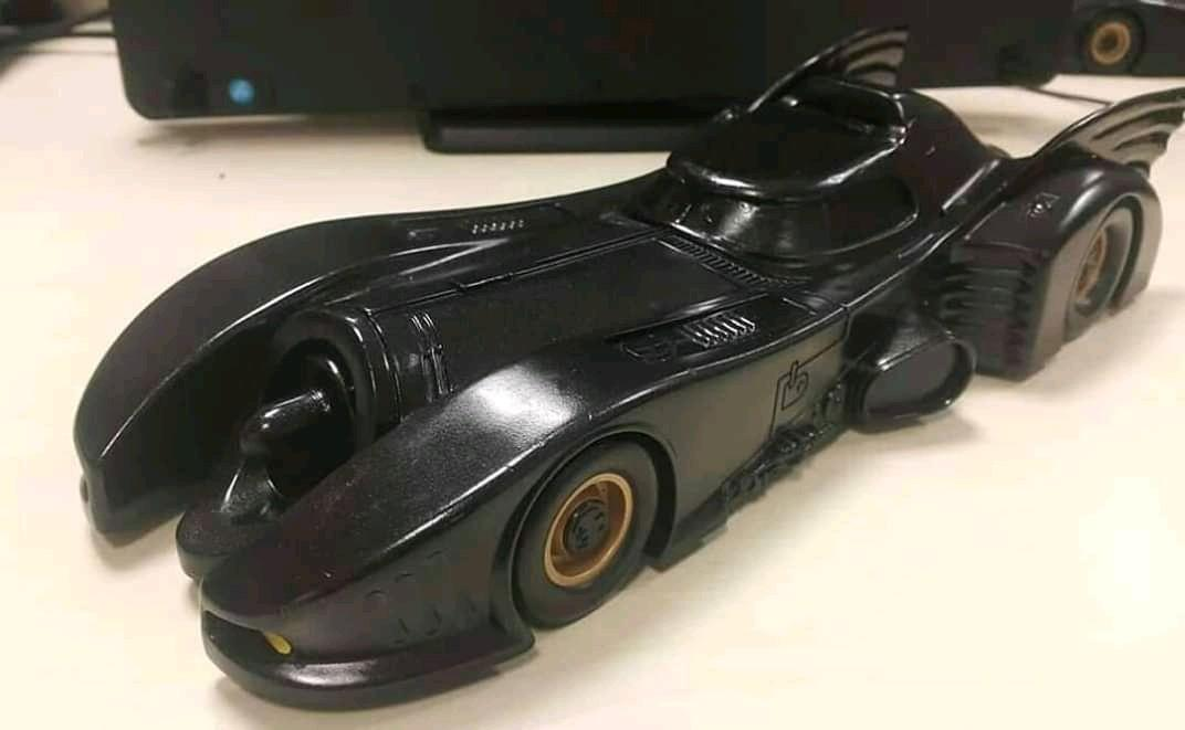 Kenner Batman 1989 Batmobile