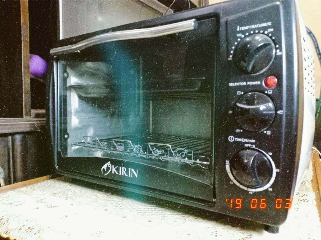 Kirin electric oven