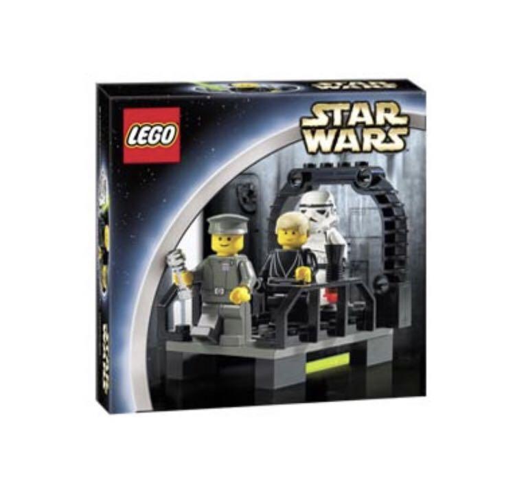 Lego 7201 final duel