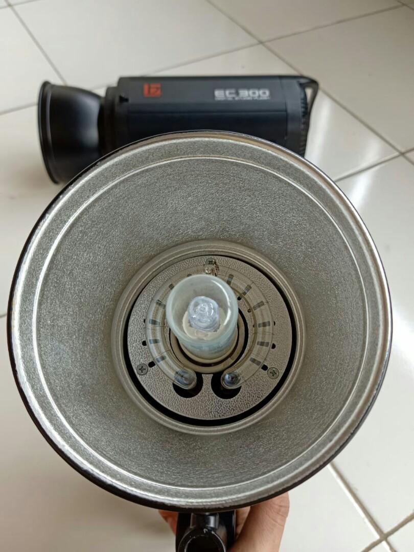 Lighting jinbei EC300