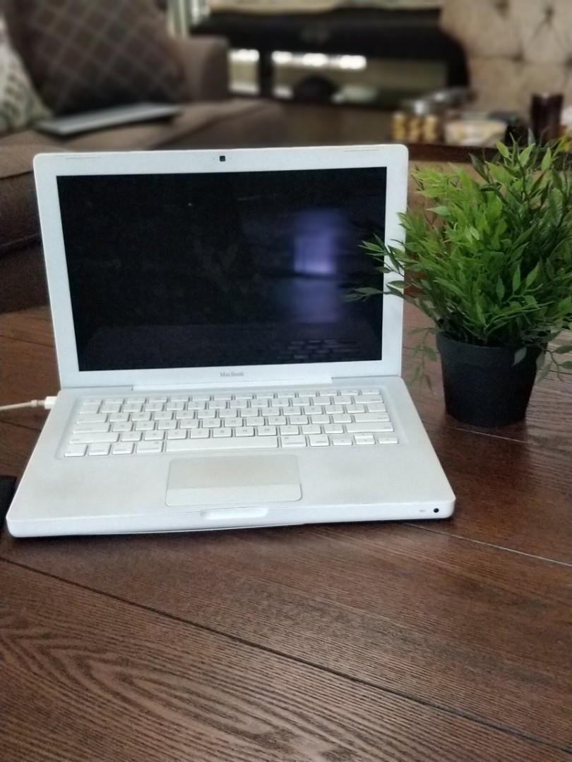 MacBook 2007 used, rapih dan terawat