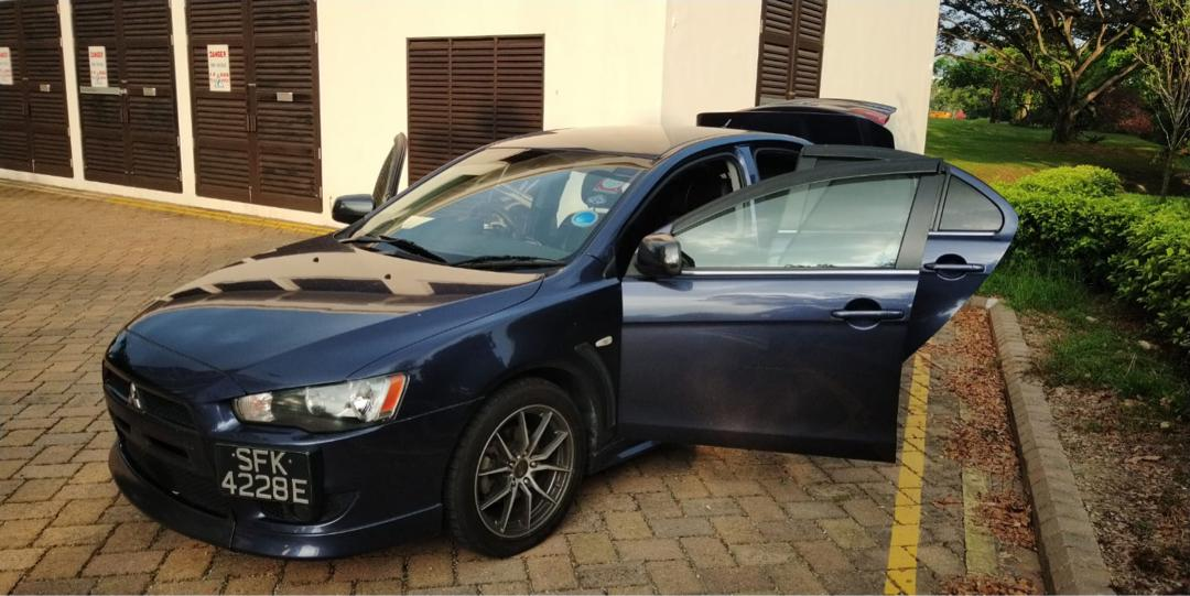 Mitubishi Lancer EX 1.5A for rent! Hari Raya special!!
