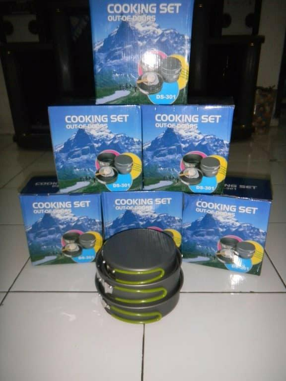 Nesting/Cooking set DS/SY 301