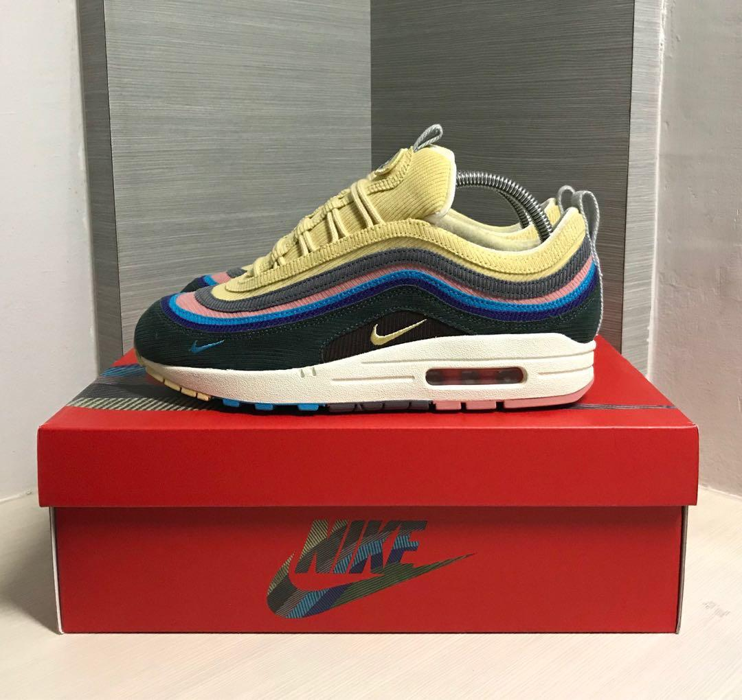 Nike Air Max 197 Sean Wotherspoon, Men's Fashion, Footwear
