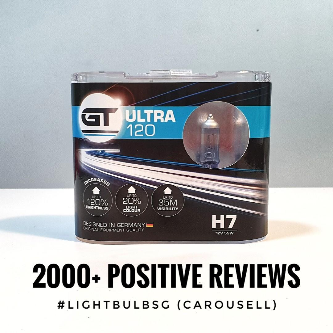H7 NIGHT BREAKER UNLIMITED HYUNDAI ELANTRA Hatchback HD 06-/> LOW BEAM BULBS