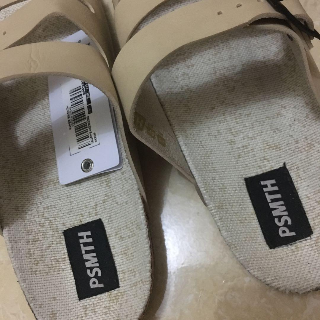 Paper Smooth Sandal Cream
