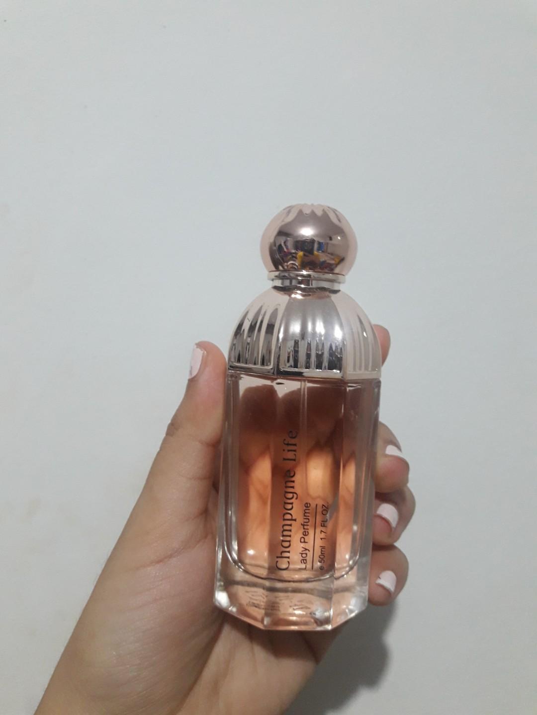 Parfum Miniso Champagne Life