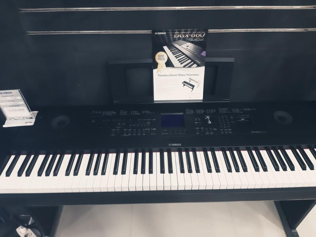 Piano DGX - 660