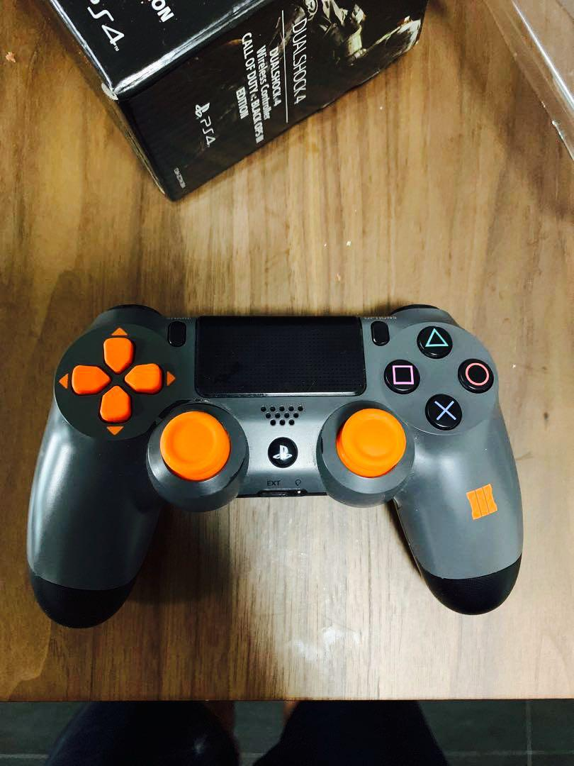Ps4 Controller Black Ops 3 Edition Toys Games Video Gaming