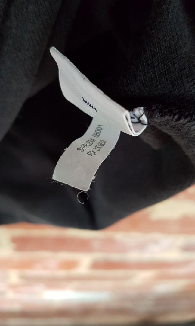 Ralph Lauren Polo Black & White Big Pony Logo L- FREE POST