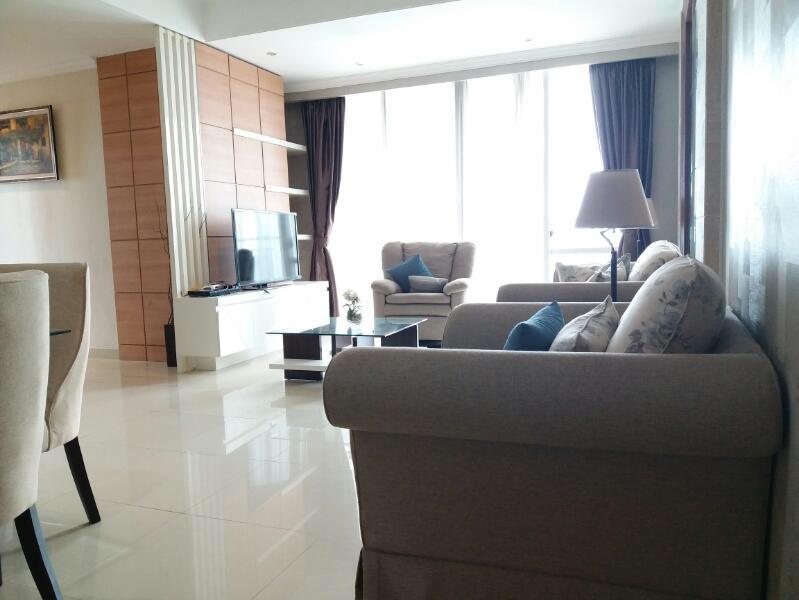 Rent Apartment lux Denpasar Risedence - Kuningan City 135 Sqm