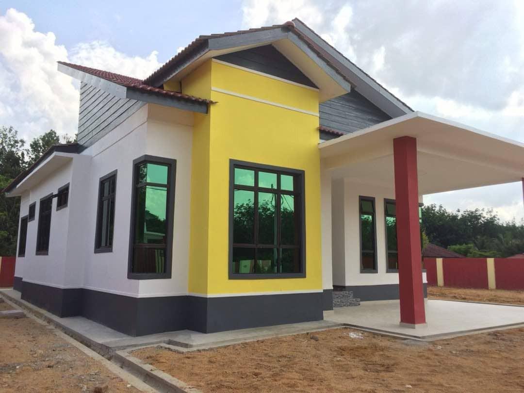 Rumah corner lot wakaf che yeh@pintu geng, Property, For