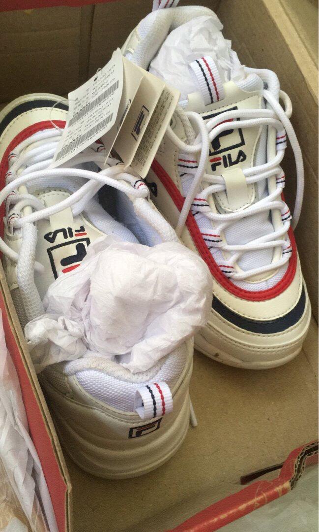 Sepatu fila ray (ori)