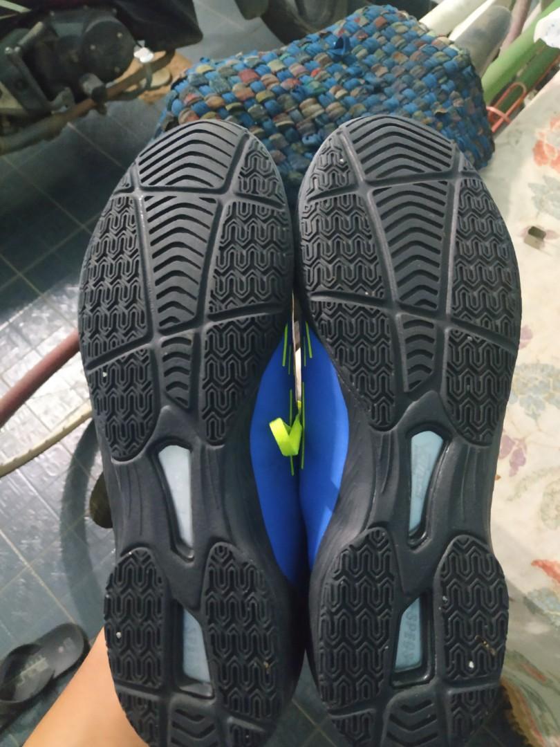Sepatu Futsal lightspeed baru 1x pakai buat sparing no lecet