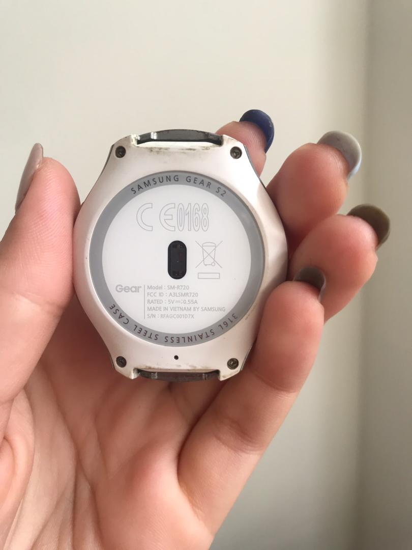 Smart Watch Samsung Galaxy Gear S2