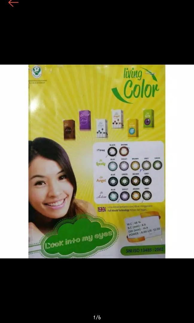 Softlens Living Color