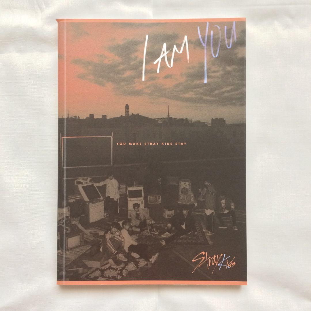Stray Kids I am YOU (I am Ver.) Lee Know 3rd Page Album