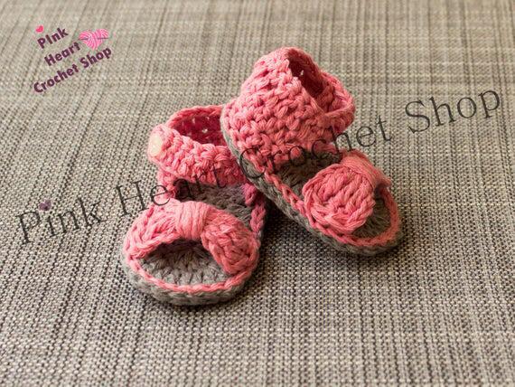 Summer baby sandals new handmade