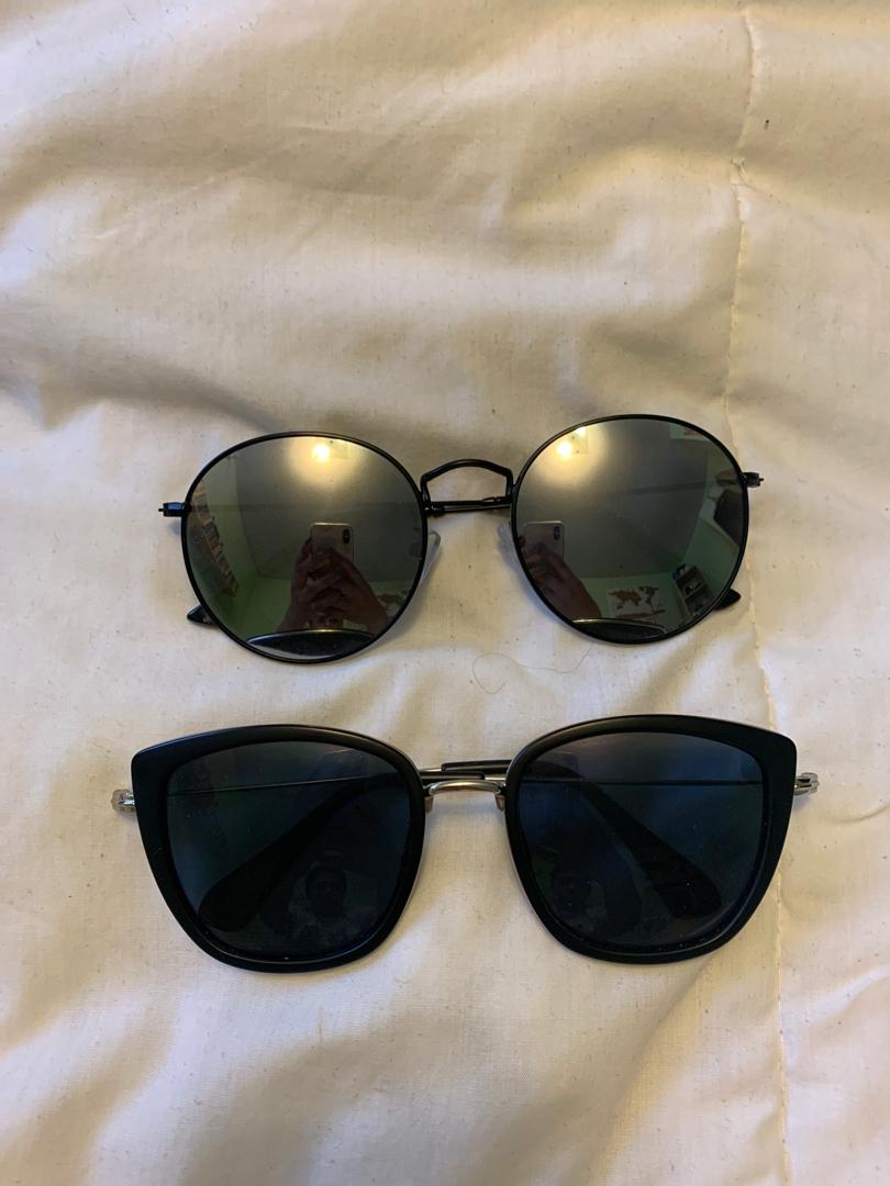 Sunglasses- $2 each Bottom pair sold